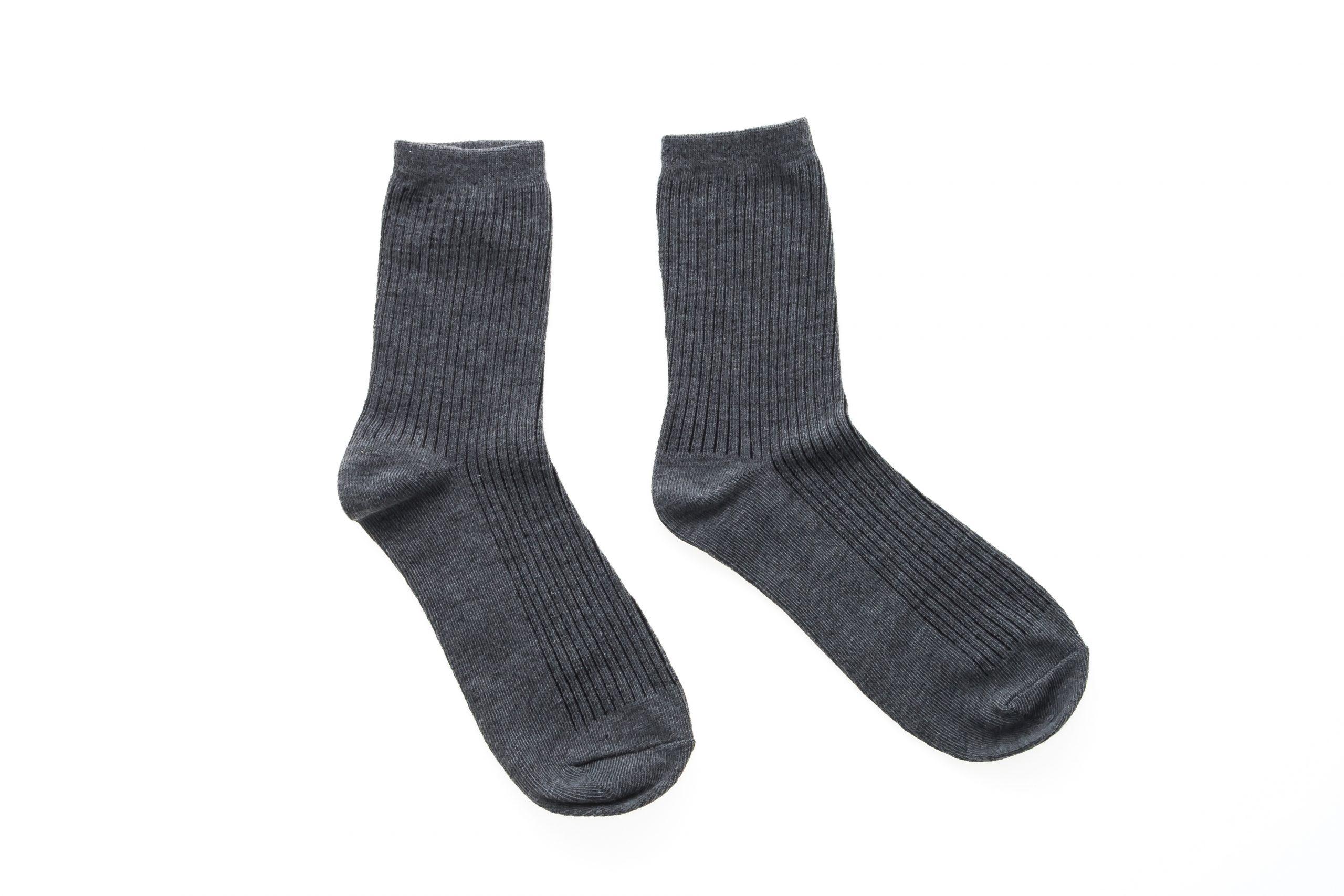 como fazer caneleiras de peso com meias