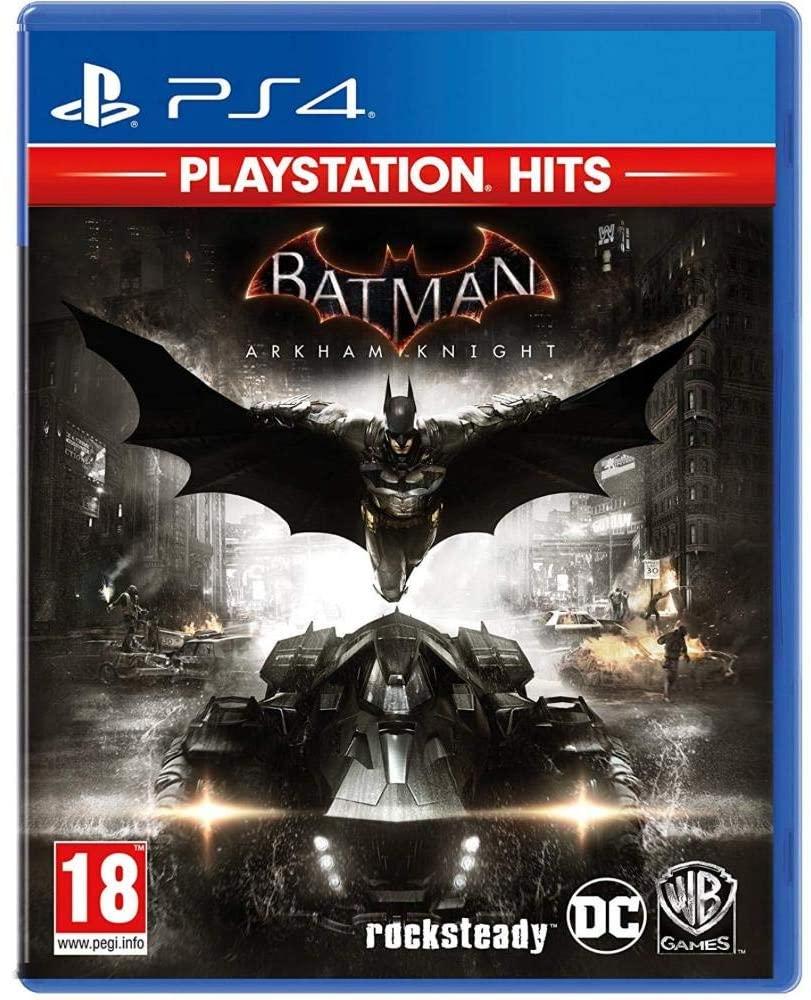 Jogo Batman Arkham Knight