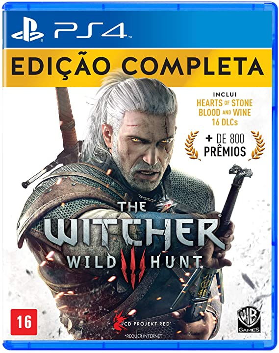 Jogo The Witcher 3: Wild Hunt