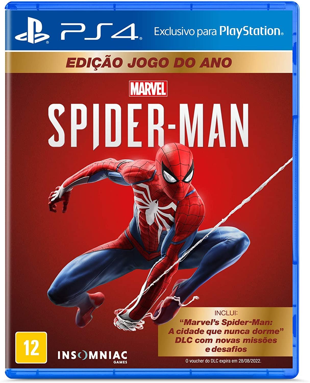 Jogo Marvel's Spider-Man