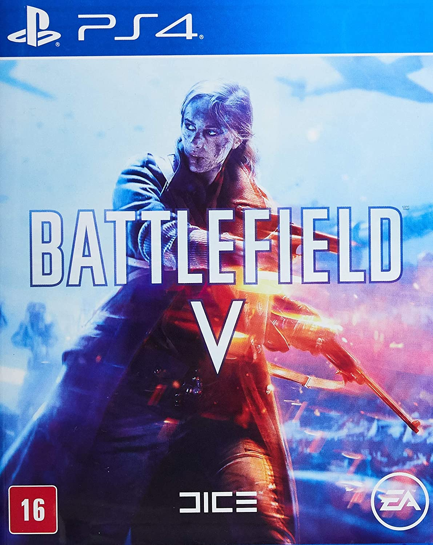 Jogo Battlefield V