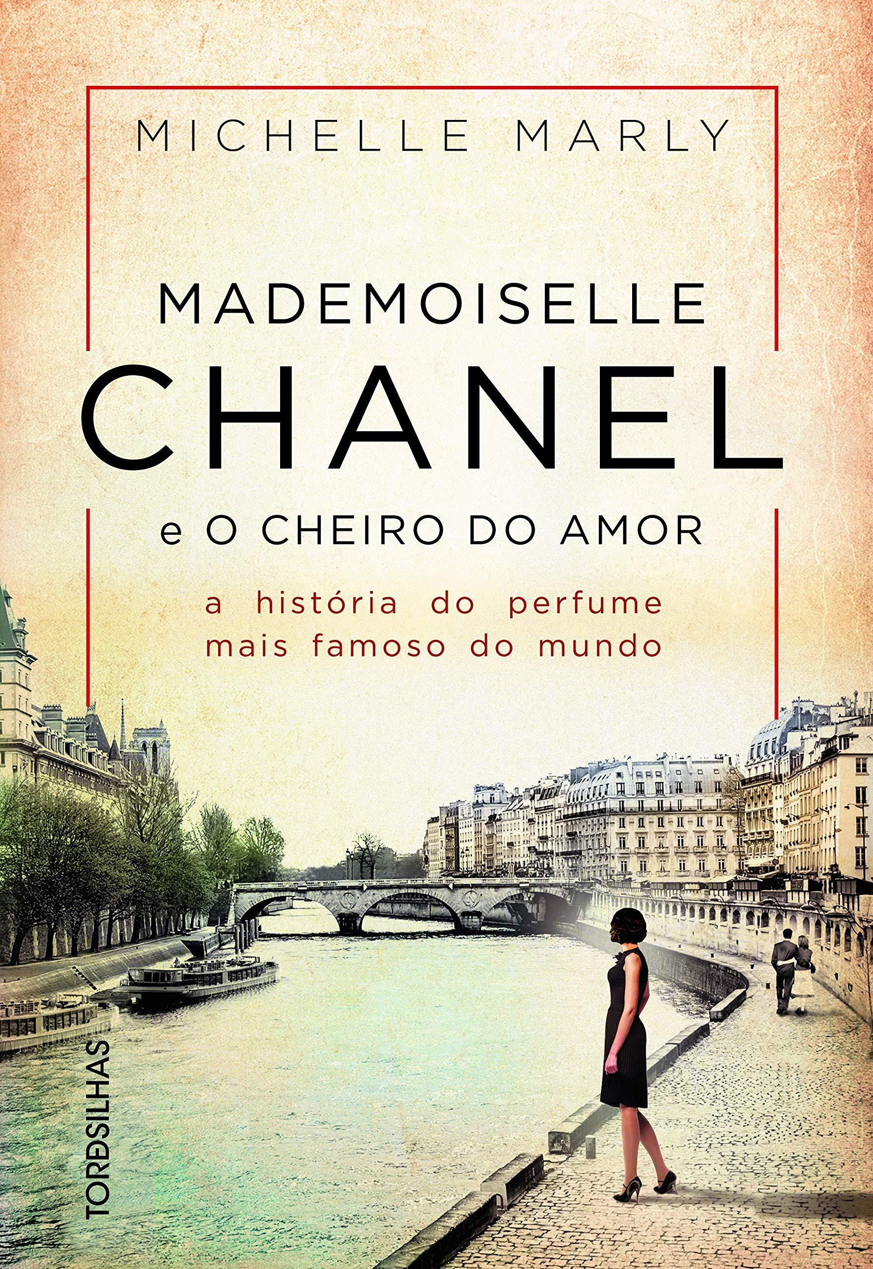 Livro Mademoiselle Chanel e o Cheiro do Amor