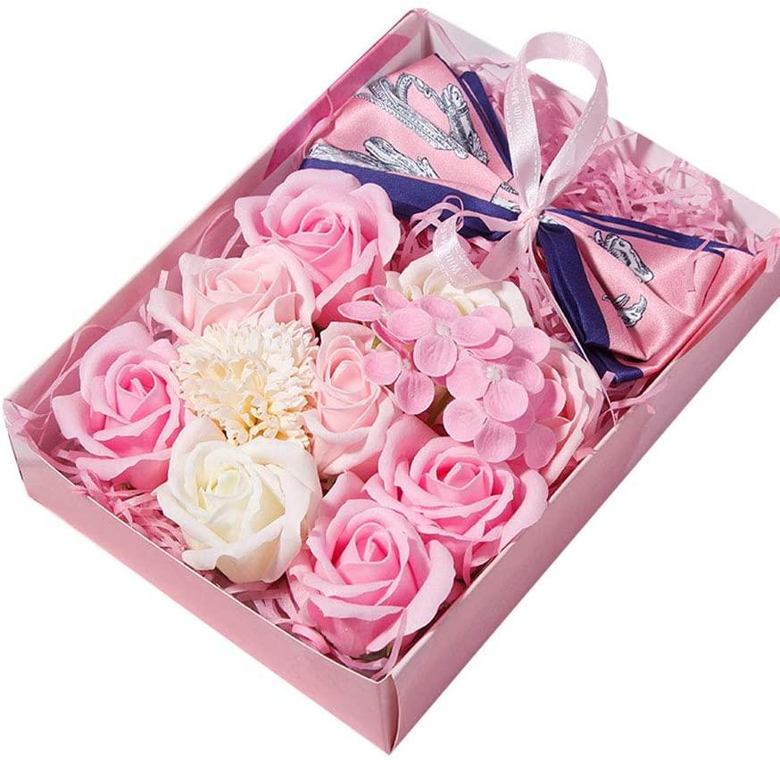Kit de sabonetes Flor artificial da TOPMountain