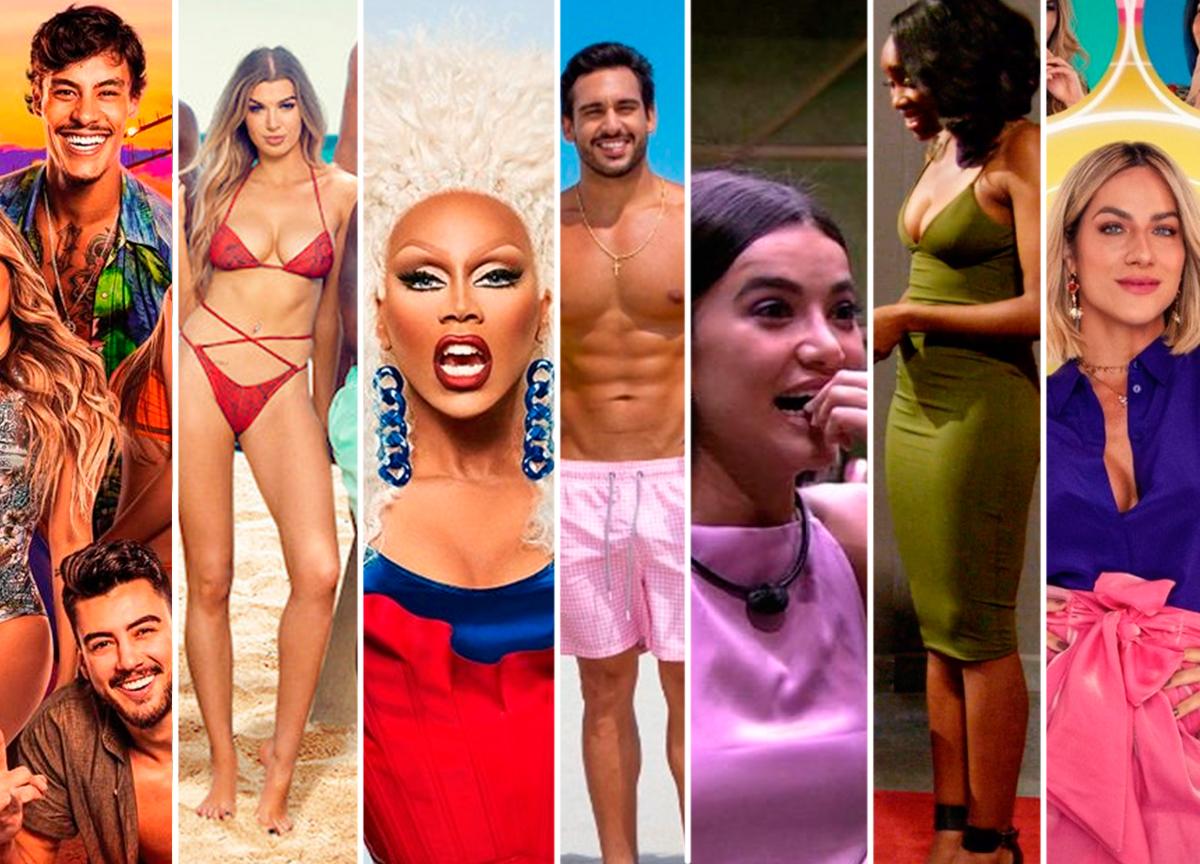 Por que os realitys shows estão fazendo tanto sucesso?