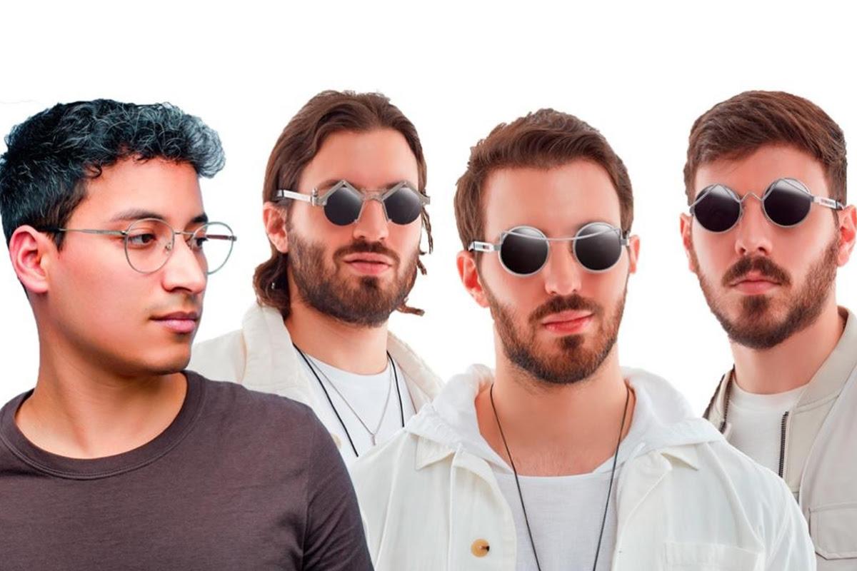 """O trio Audax traz mensagem positiva com """"Vibe"""" em parceria com Enkode"""