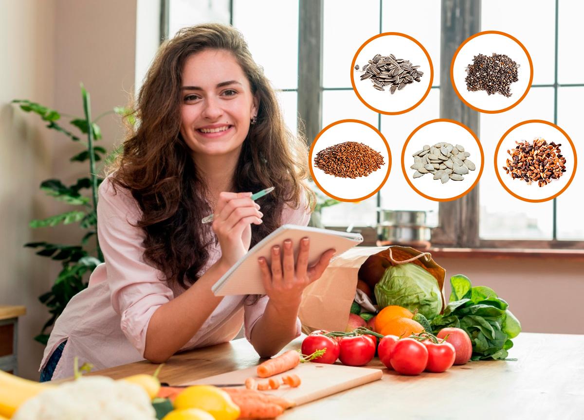 Vida saudável: Por que é importante incluir sementes na dieta