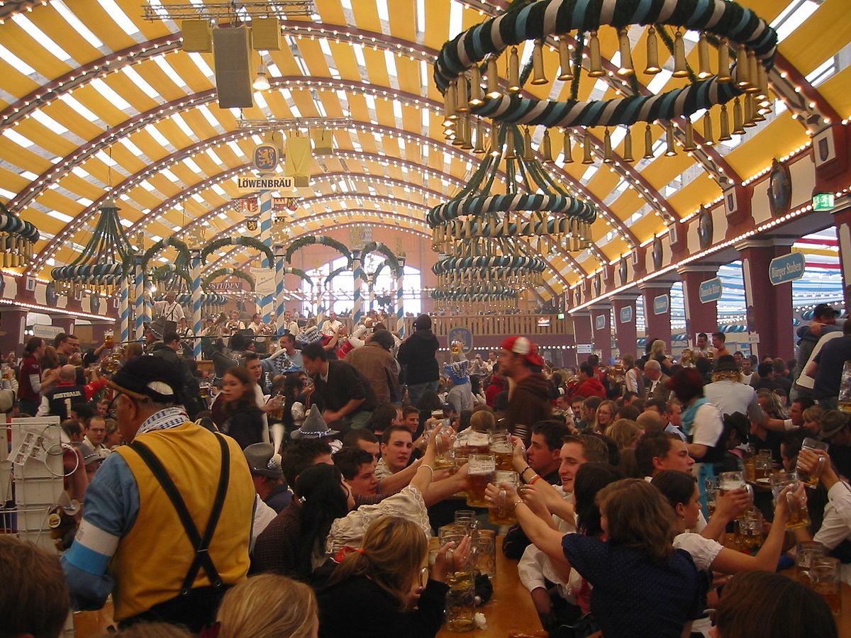 Oktoberfest cancelada pelo coronavírus