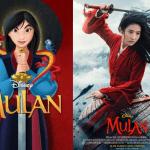 Mulan história