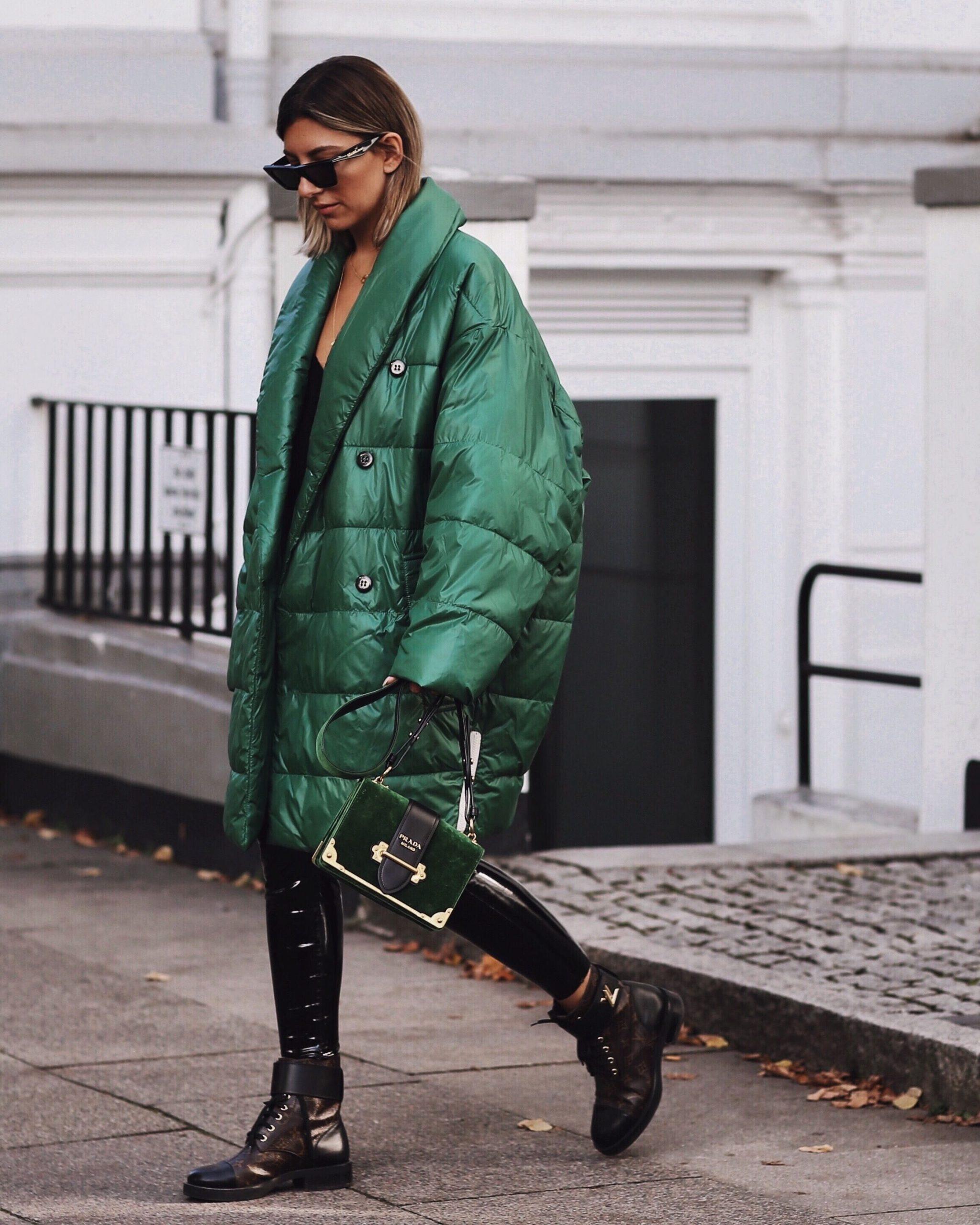 casaco oversized