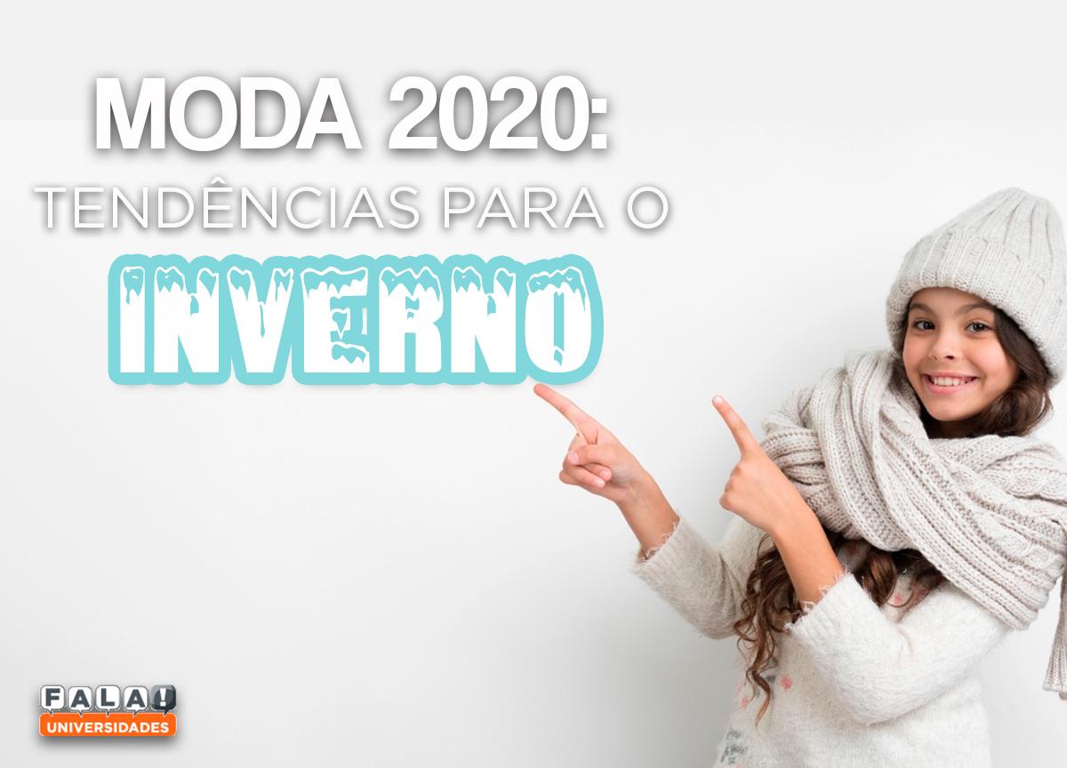 Moda 2020: Confira quais são as tendências para o inverno