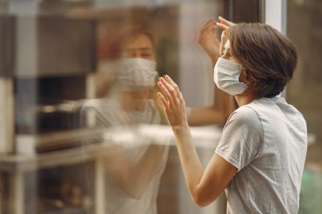 coronavírus distanciamento social