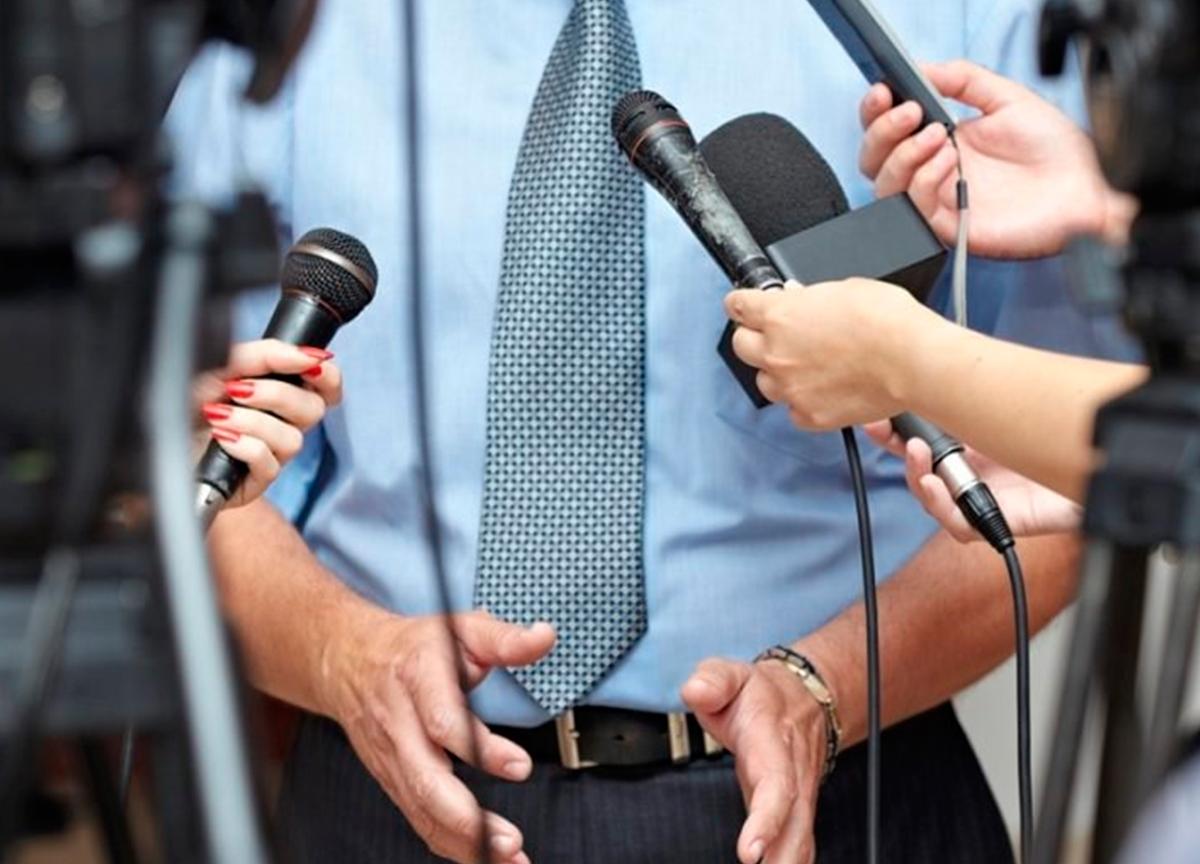 Jornalistas agredidos na cobertura do coronavírus