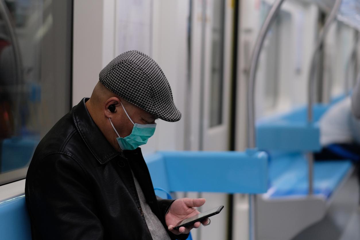 Idosos em meio à pandemia de coronavírus