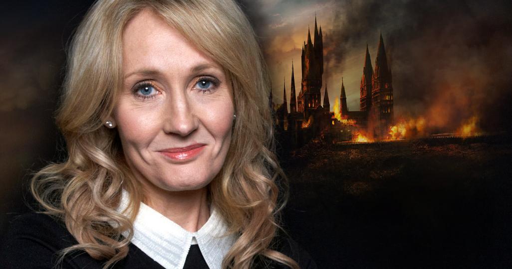 J.K. Rowling doa um milhão de euros pelo Covid-19