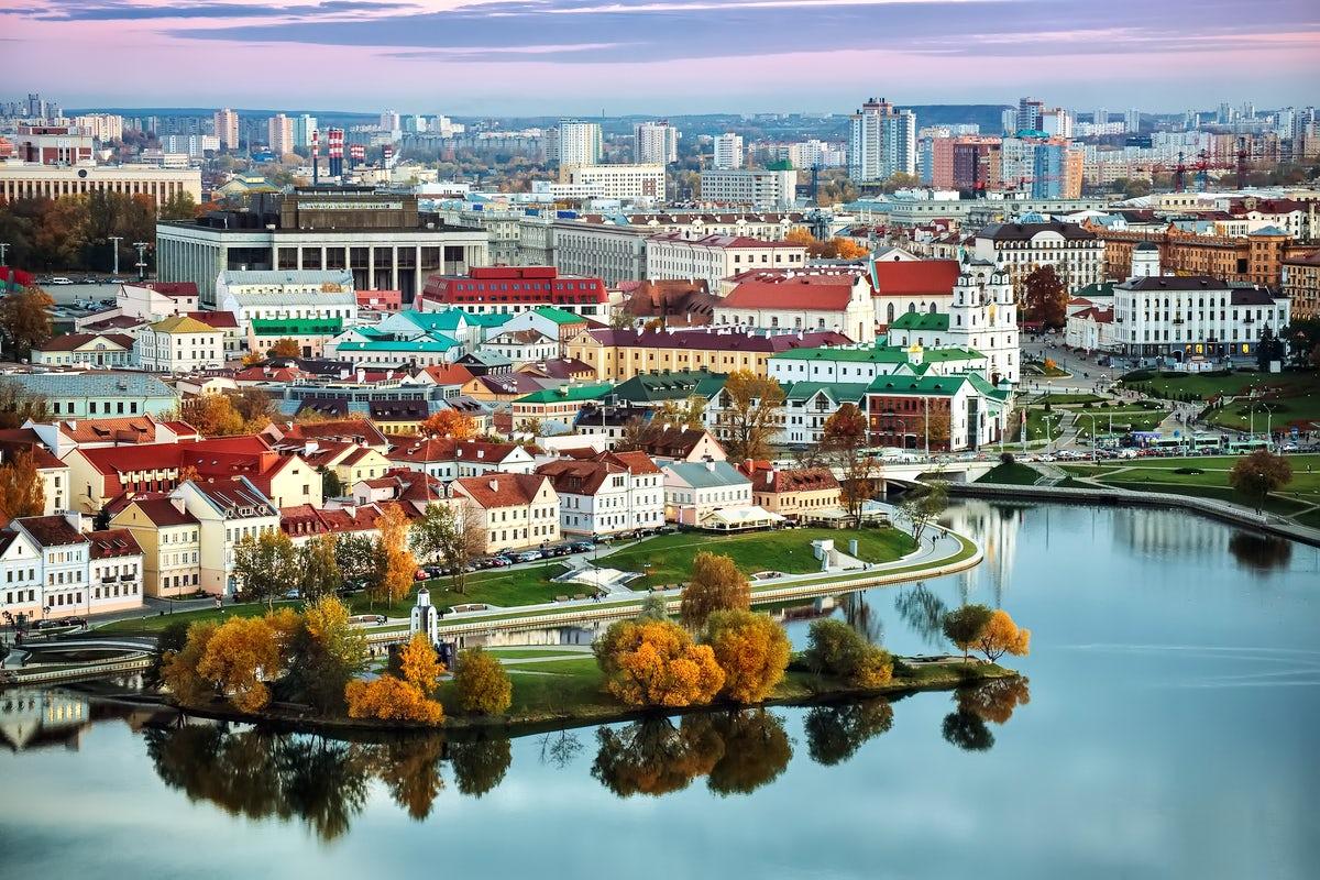 Bielorrússia não adota isolamento social