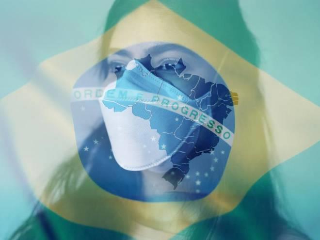 brasil novo epicentro do coronavírus
