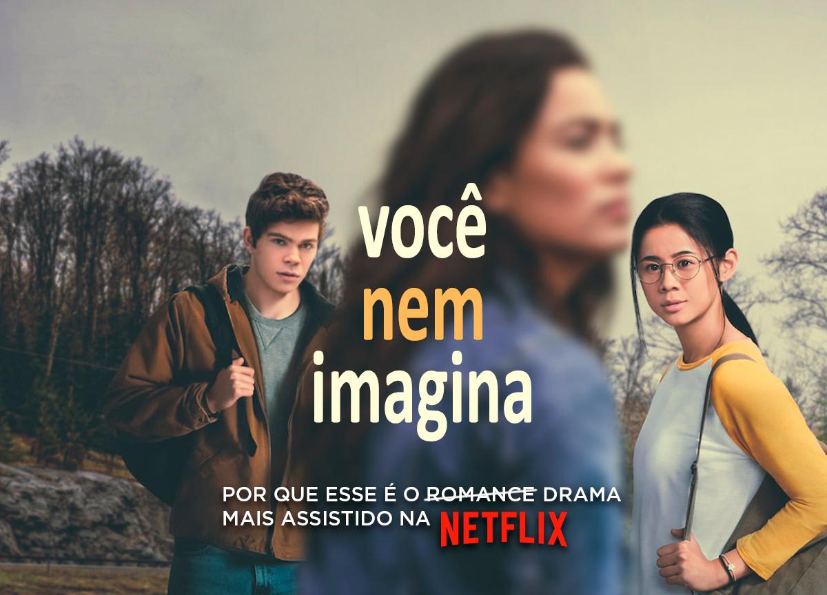 'Você Nem Imagina': O filme que tirou 'Resgate' do TOP 1 da Netflix
