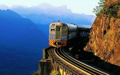 Trem Serra Verde Express