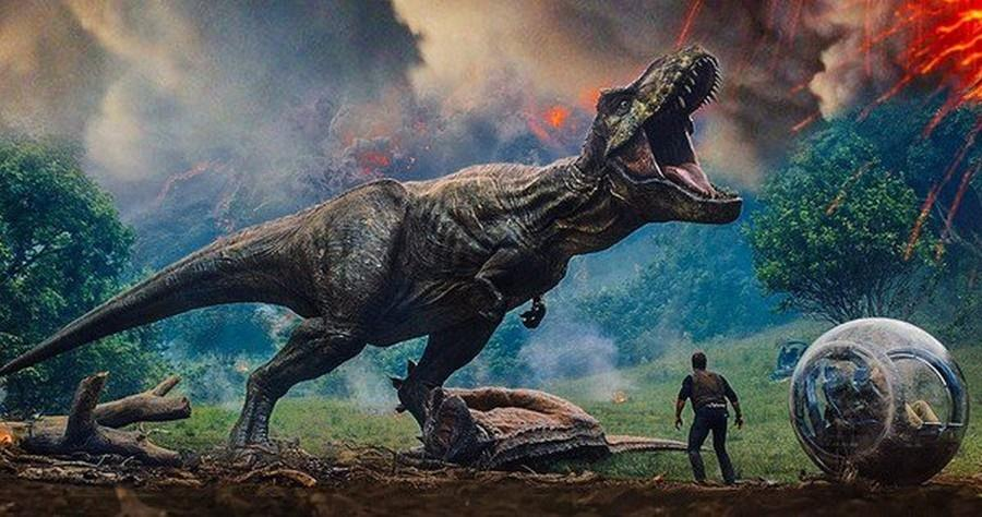 Jurassic World: O Reino Ameaçado amazon prime video