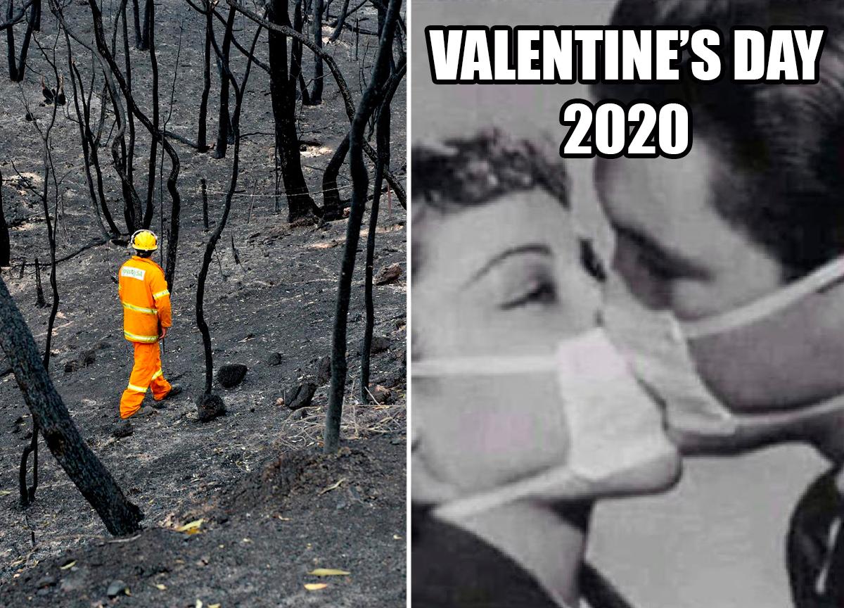 Principais catástrofes de 2020