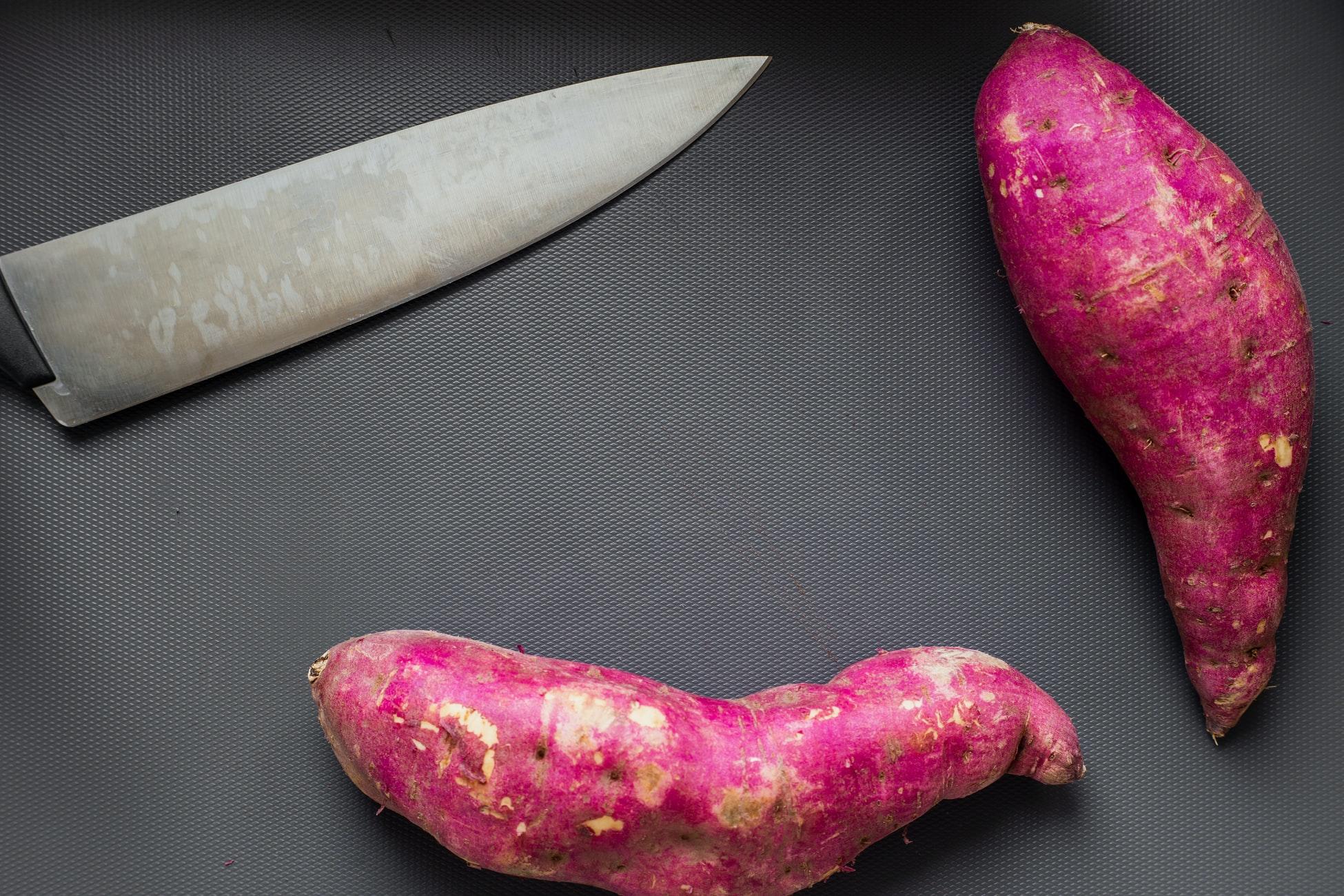 Folhas de batata doce: por essa você não esperava!
