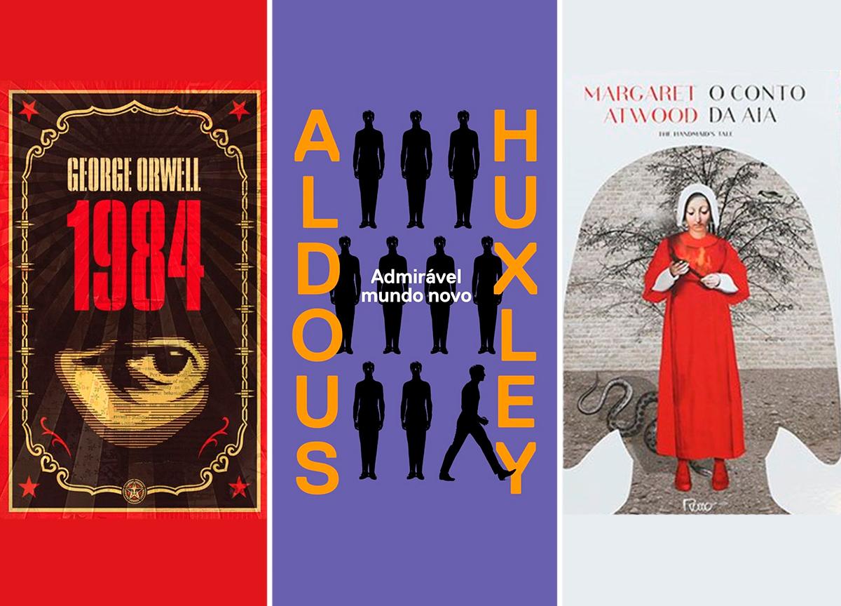 5 clássicos da literatura para compreender os regimes autoritários