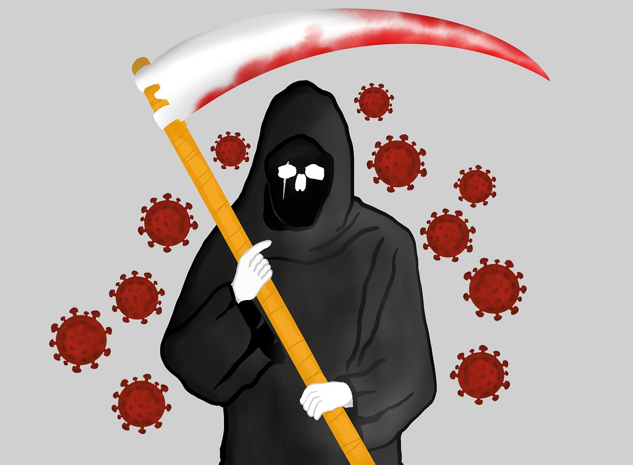Coronavírus: Quando pessoas viraram corpos para descarte