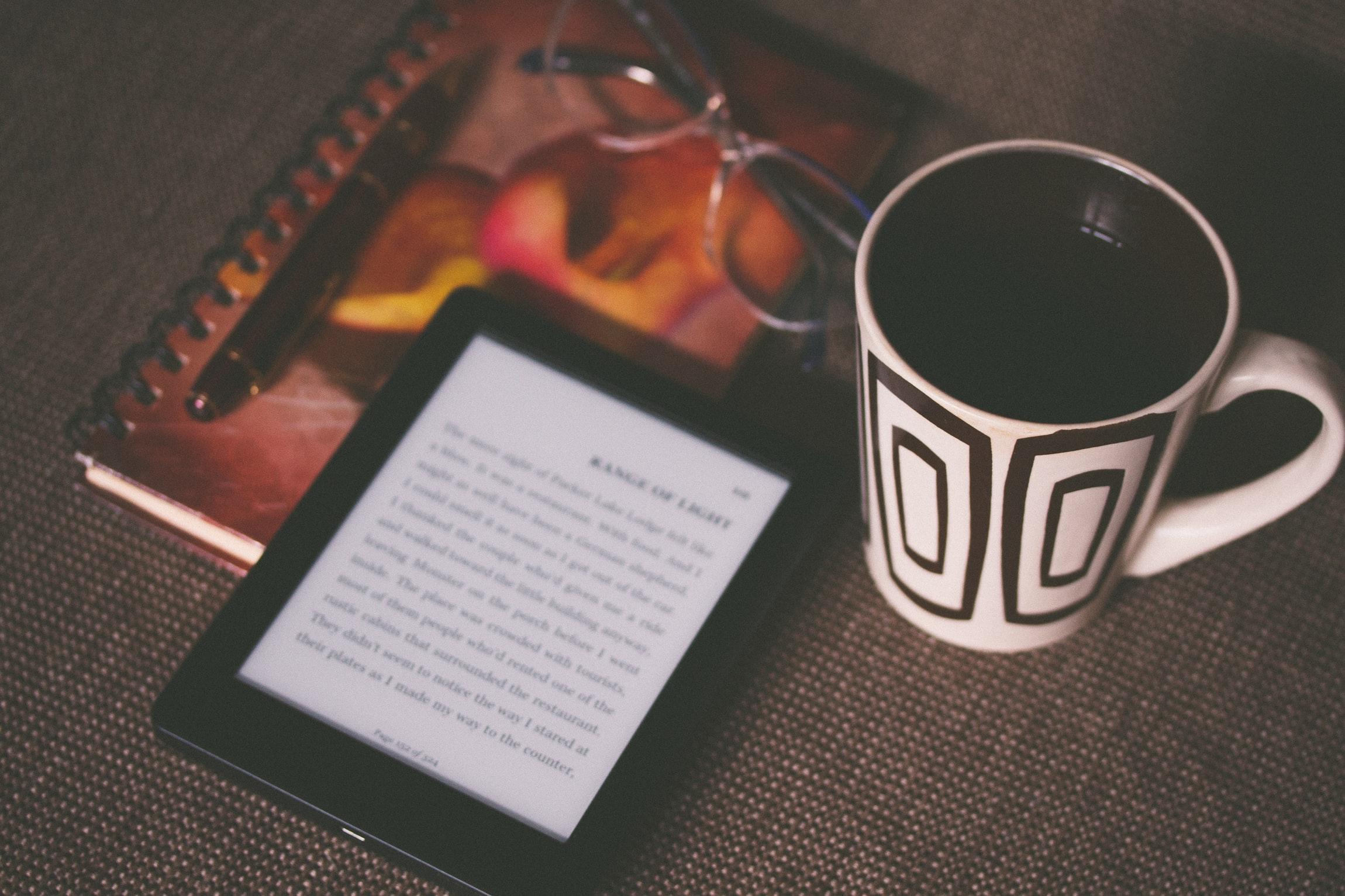 Kindle: a solução perfeita para o seu trabalho ou EAD