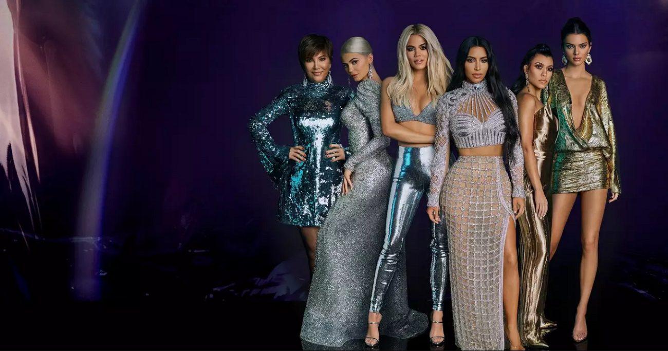 série sobre as Kardashians na Netflix