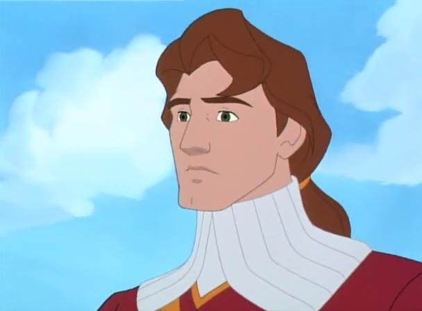 John Rolfe é o segundo par romântico da Princesa Pocahontas.