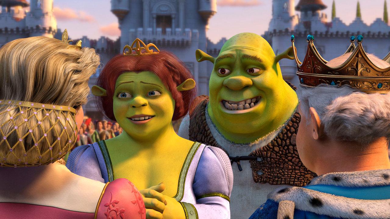 Shrek 2 netflix