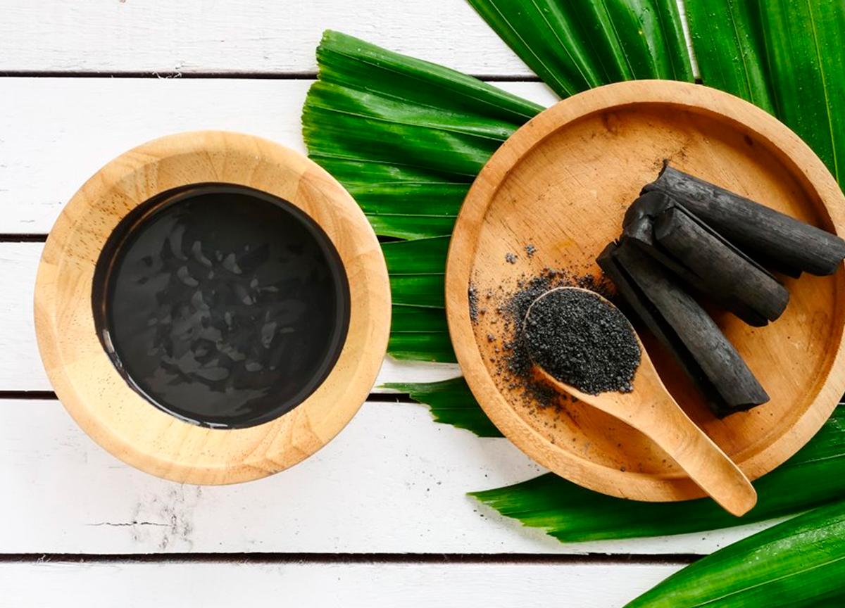 benefícios do carvão ativado