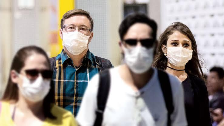 máscaras contra coronavírus