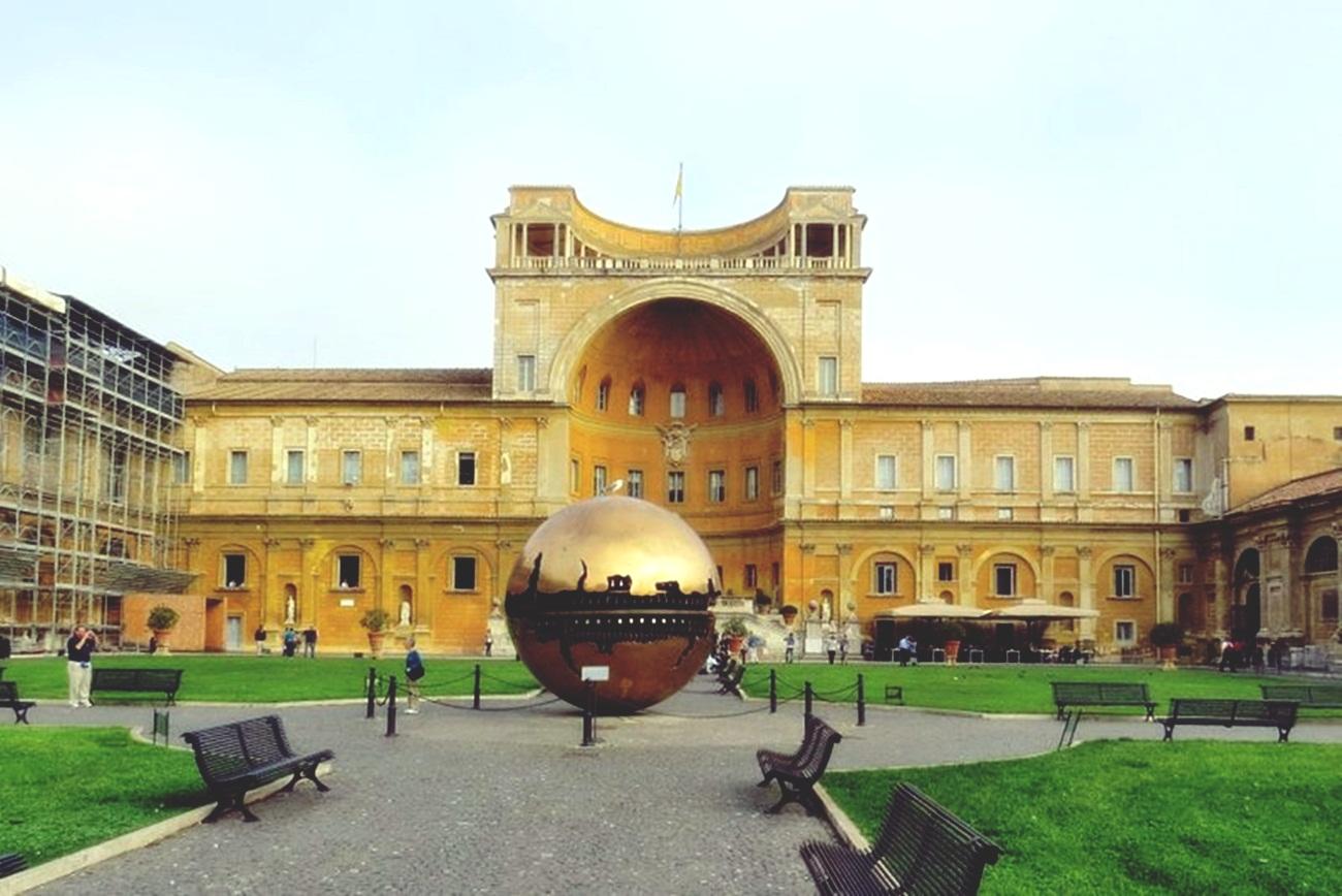 Museu do Vaticano exposições