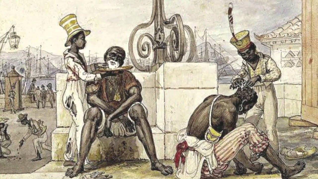 13 de maio escravidão