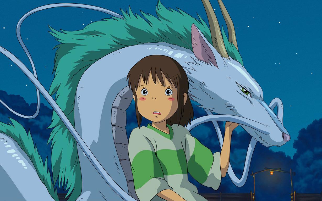 melhores animações japonesas