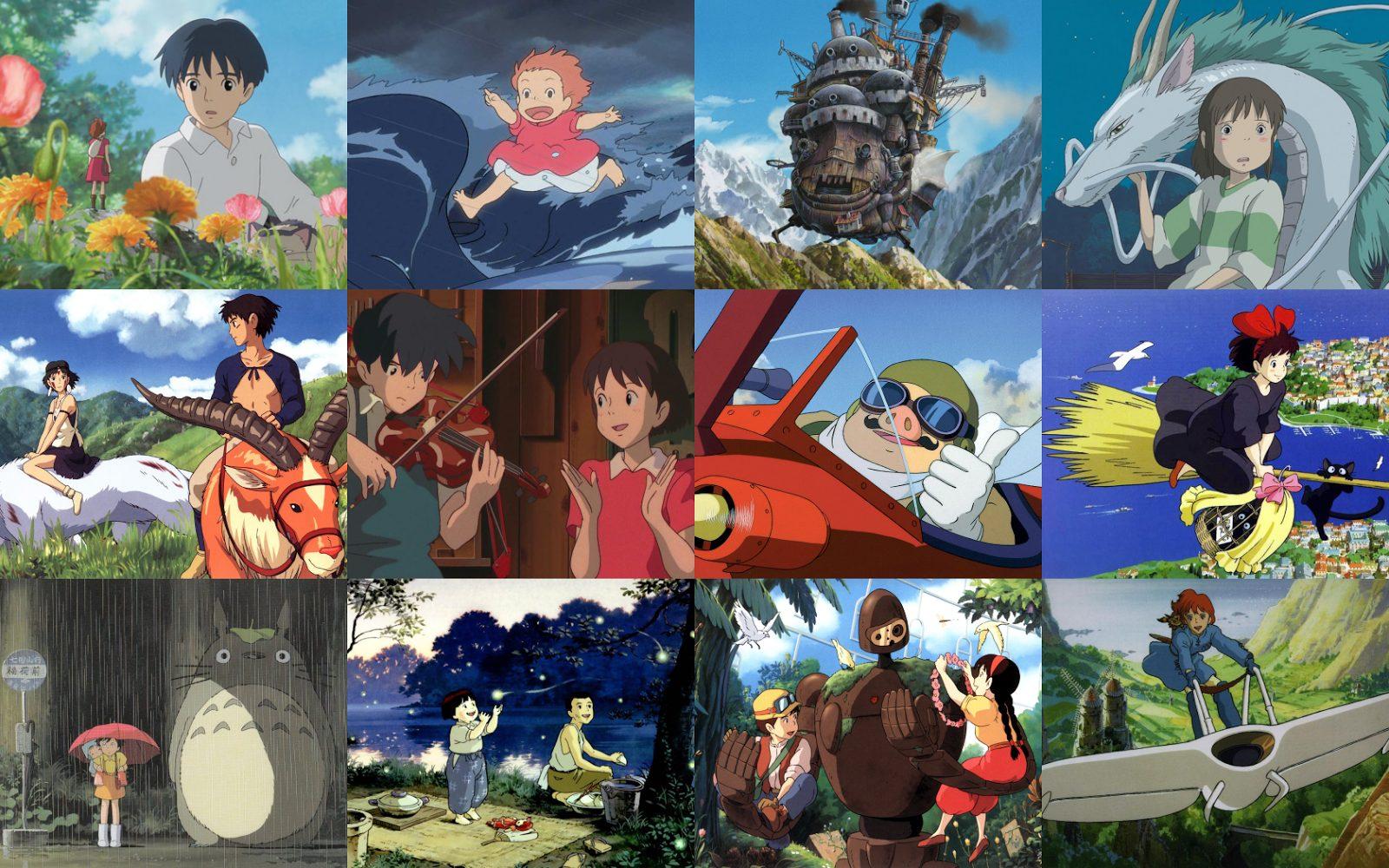 Studio Ghibli: 5 filmes para assistir e se acalmar