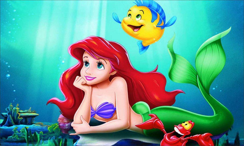 princesa Ariel da Disney