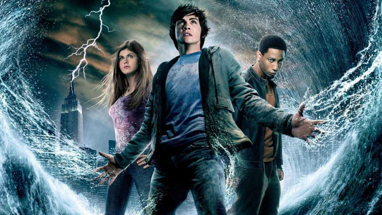 the adaptation of the Percy Jackson and