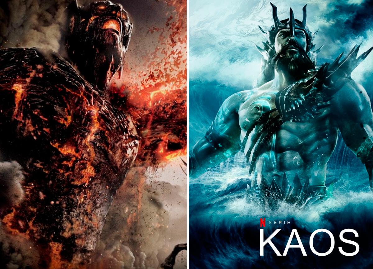 'Kaos': Conheça a nova série sobre mitologia grega da Netflix