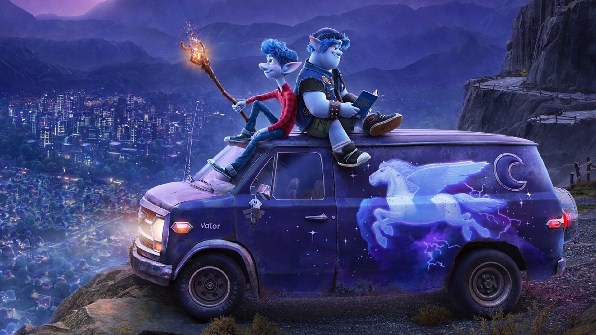 Dois Irmãos: O mais novo filme da Pixar chega no Amazon Prime Video