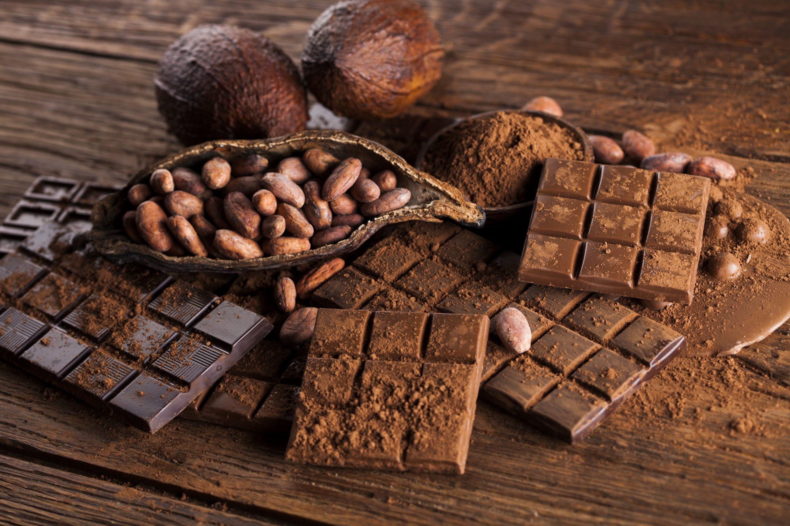 O chocalete artesanal é uma das opções para quem quer preparar seu próprio doce.