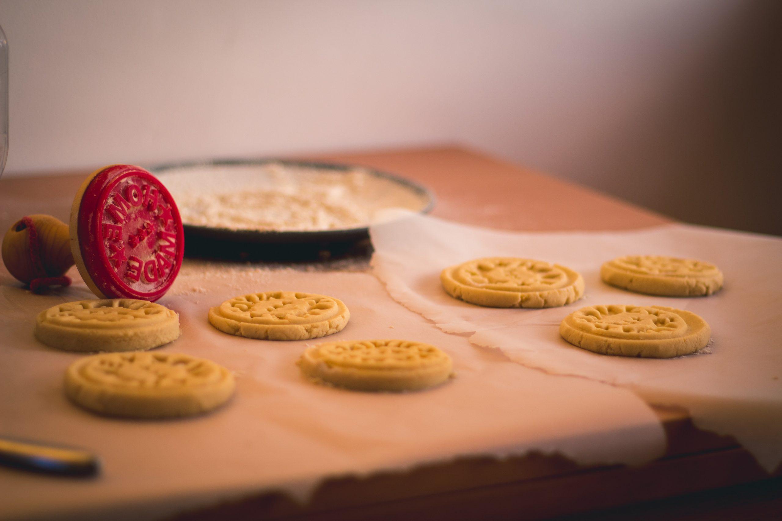 Aprenda a fazer deliciosos biscoitos amanteigados zero açúcar