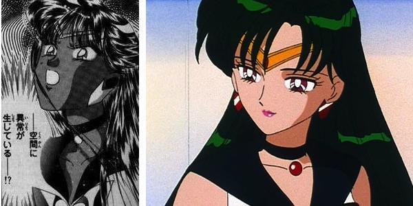Sailor Moon representatividade