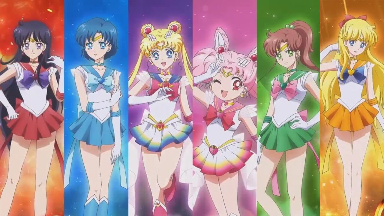 'Sailor Moon' - O feminismo e a representatividade no anime