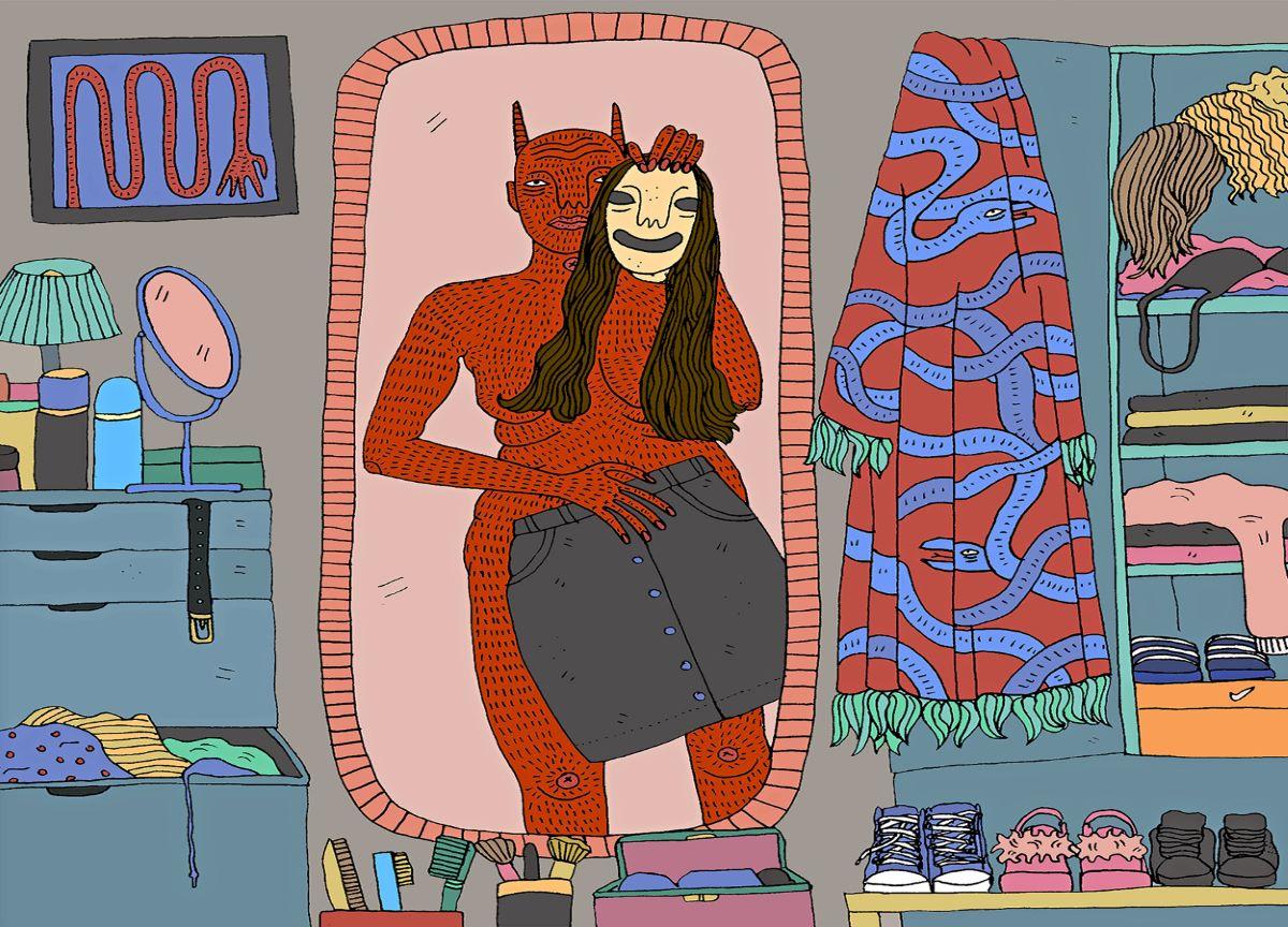 Ilustração de Polly Nor