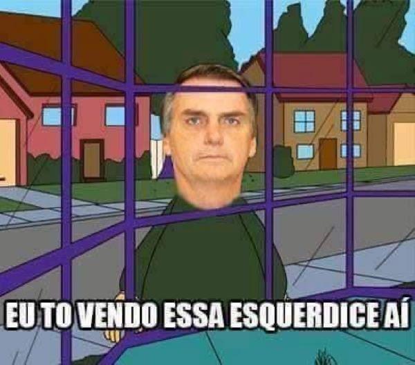 Melhores Meme de Bolsonaro