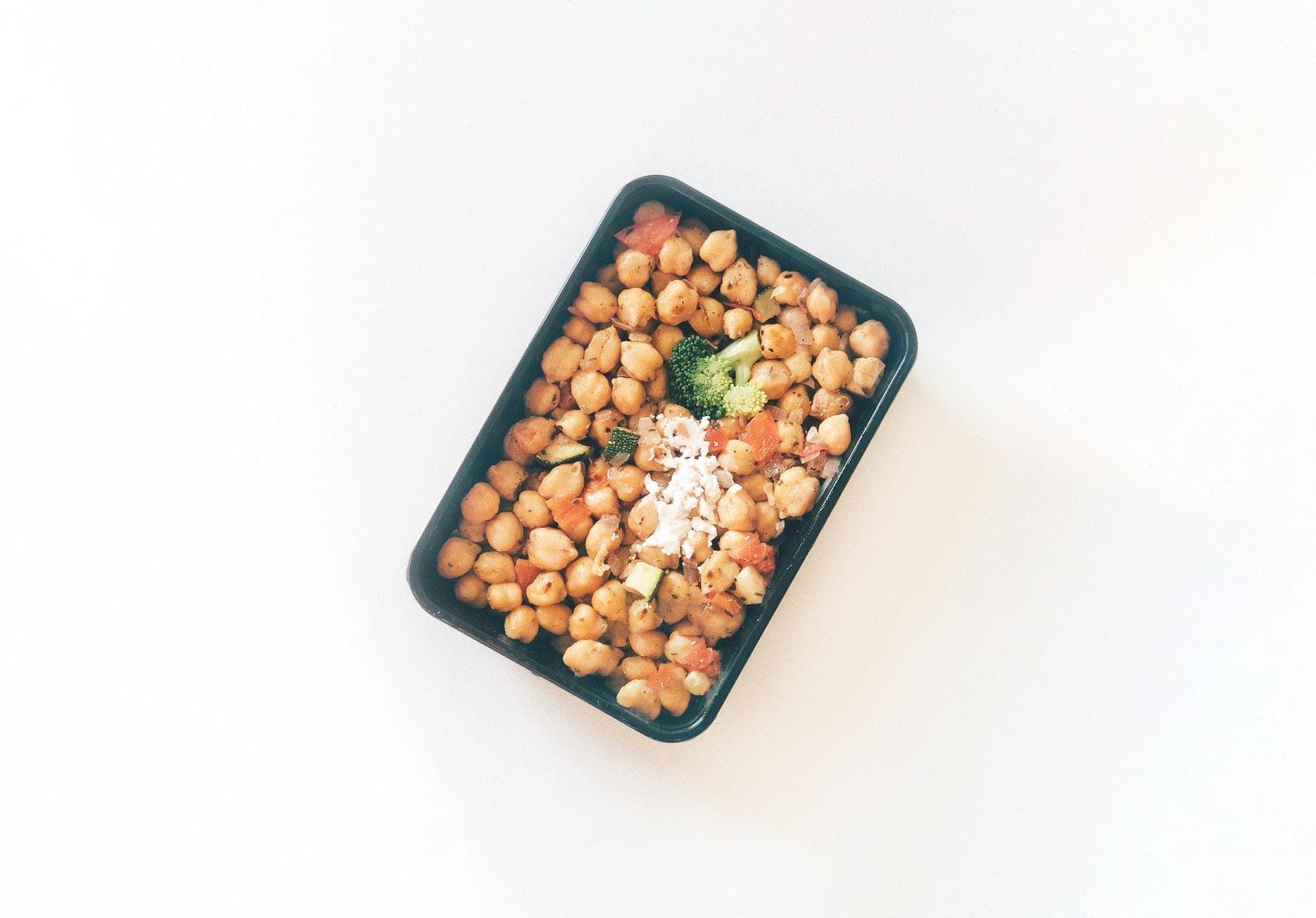 Confira algumas fontes de proteína vegetal!