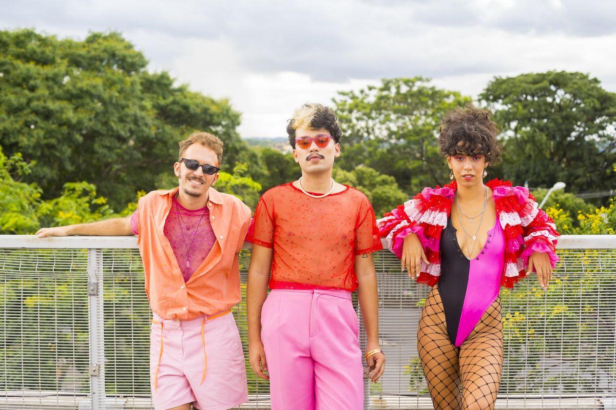 Banda Rosa Neon