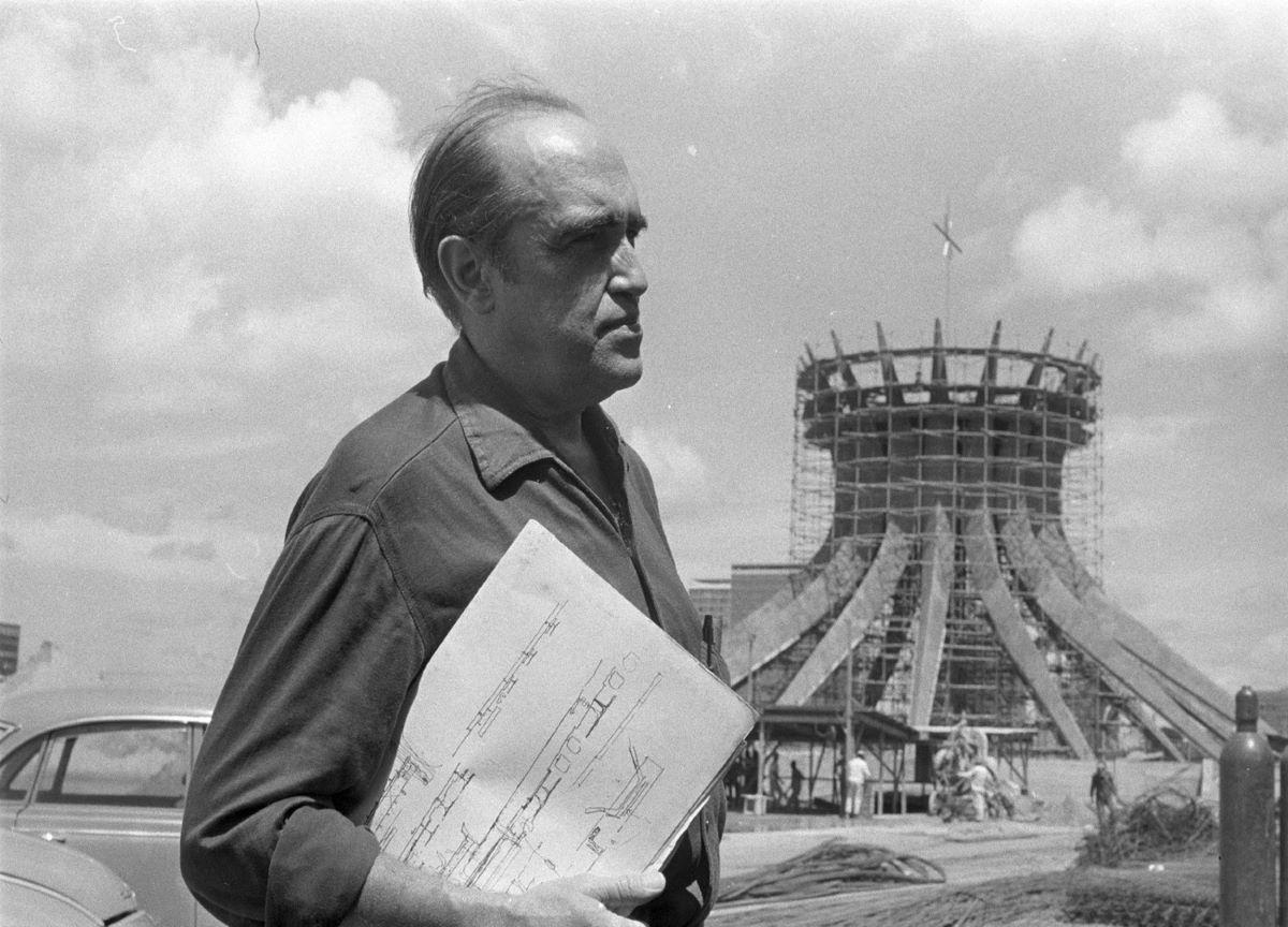 Obras de Oscar Niemeyer